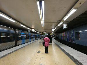 Tunnelbahn