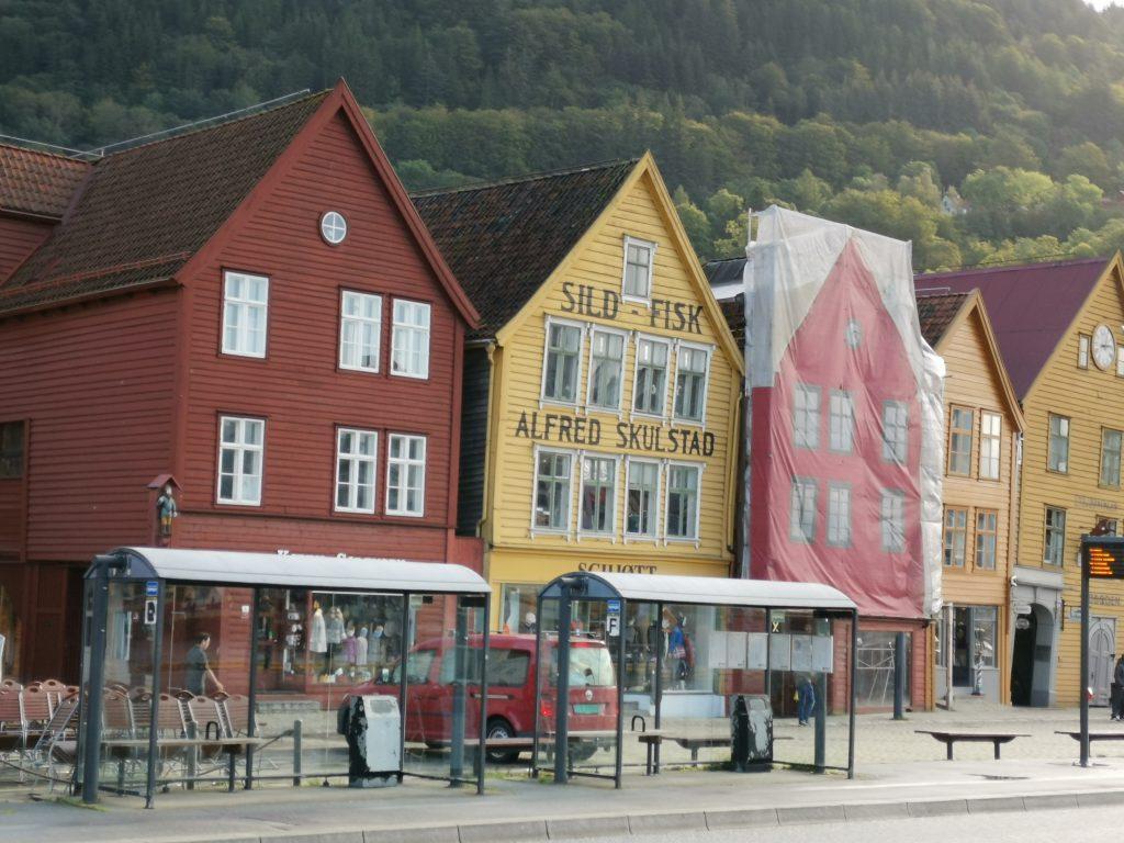 Bryggen Bergen4